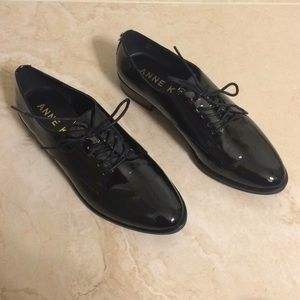 Anne Klein Lancy Oxford Shoes